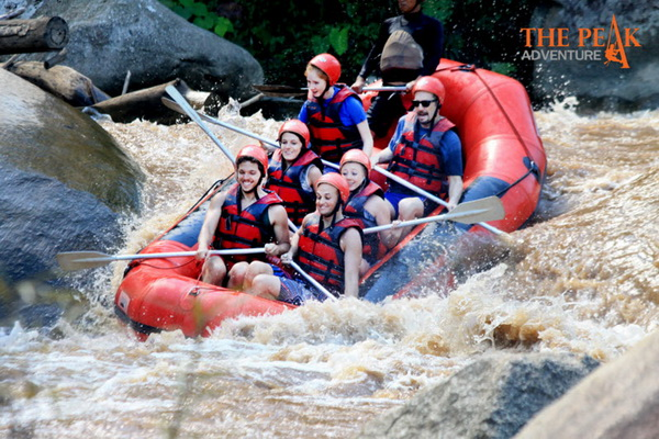 chiang mai rafting adventure, chiang mai white water rafting, chiang mai adventure, chiang mai adventures