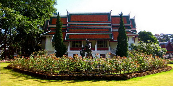 The Bhubing Palace or Winter Palace