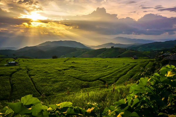 package tour mae jam - mae hong son - pai, maehongson tour, chiang mai to mae jam tour, maehongson tour packages, mae jam village, mae chaem village