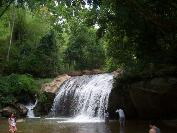 mae sa waterfall, maesa waterfall, mae sa waterfalls, maesa waterfalls
