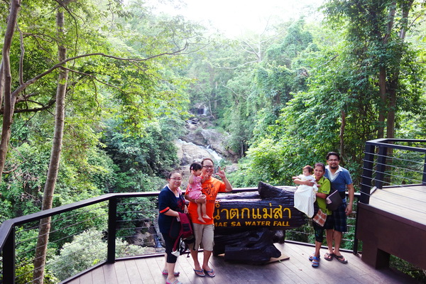 chiang mai nature package, package tours chiang mai, package tours in chiang mai, maesa waterfall