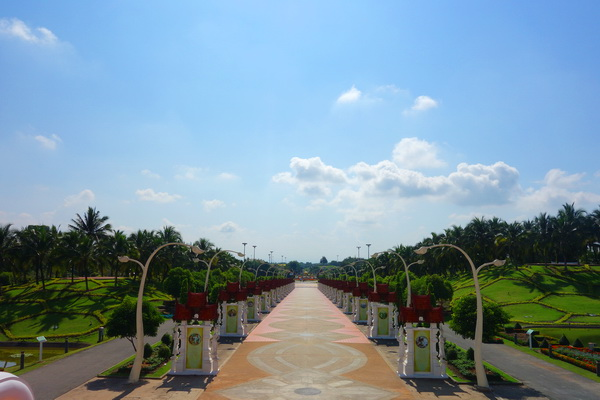 private tour royal flora, private tours chiang mai, tour royal flora ratchaphruek