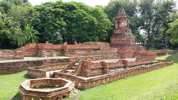 private tour wiang kum kam, private tours chiang mai, private tour wiangkumkam