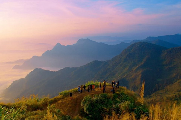 chiang mai - chiang rai tour package, chiang mai to chiang rai tours, chiang rai tour packages, phu chi fah, chiang rai - tha ton – phu chi fah tour package