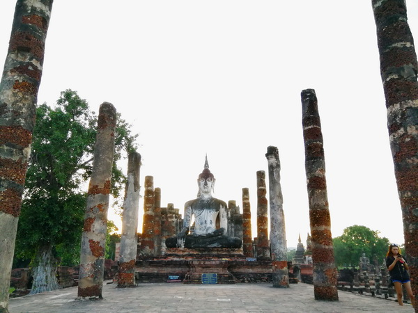 package tour chiang mai to bangkok, sukhothai tour, sukhothai historical park, sukhothai historical park tour, 4 days 3 nights package tour chiang mai to bangkok