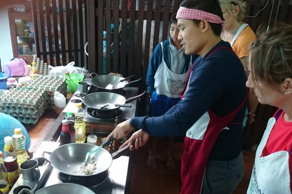 baan thai cookery school, chiang mai cooking schools, cooking schools in chiang mai, chiang mai thai cooking schools