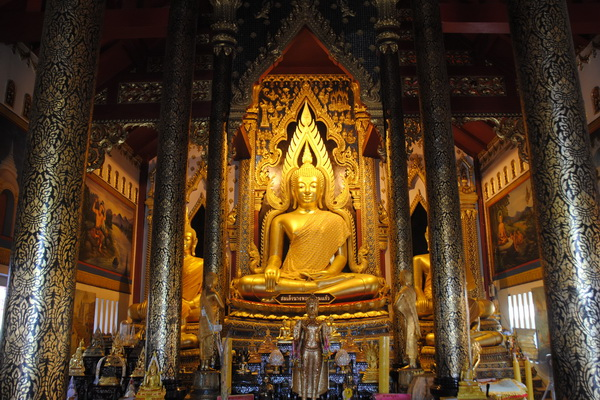 package tour from chiang Mai to sukhothai, package tour chiang mai sukhothai, Wat Phra Sri Rattana Mahathat