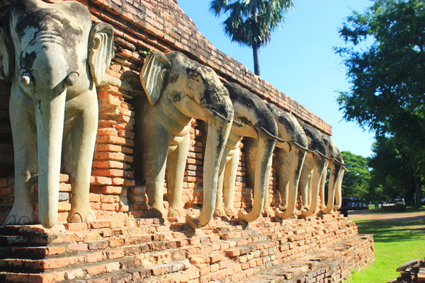 package tour from chiang Mai to sukhothai, package tour chiang Mai sukhothai, Wat Sorasak