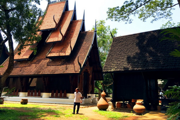 private tour chiang rai city, private tour chiang rai, private tour chiang rai black house
