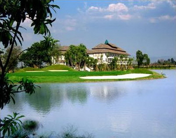 gassan legacy golf and resort, gassan legacy, golf course in chiang mai, chiang mai golf, chiang mai golf courses