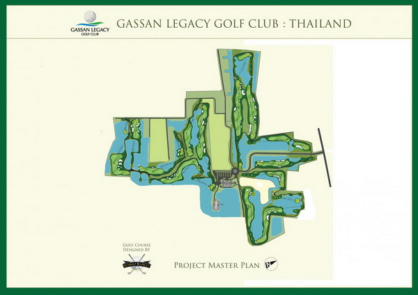 gassan legacy golf, gassan legacy golf and resort, golf course in chiang mai, chiang mai golf, chiang mai golf courses