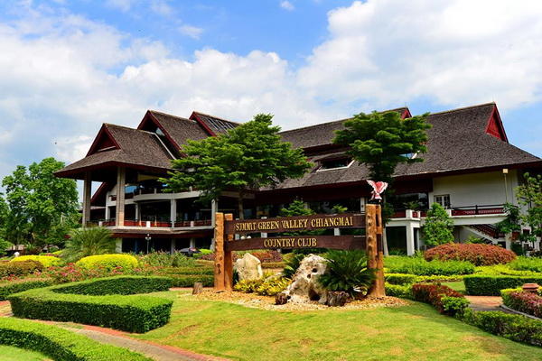 summit green valley chiangmai, summit green valley chiangmai country club, golf course in chiang mai, chiang mai golf, chiang mai golf courses