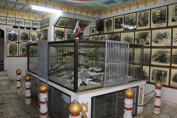 World War 2 Museum Kanchanaburi 'Go back to a history '