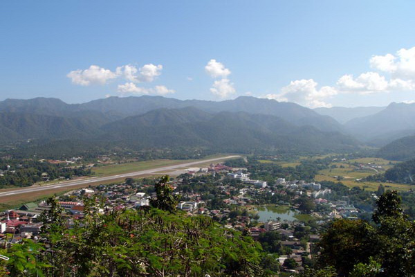 package tour pai – mae hong son loop, mae hong son loop tour, chiang mai to maehongson loop tour, maehongson tour, doi kongmoo temple