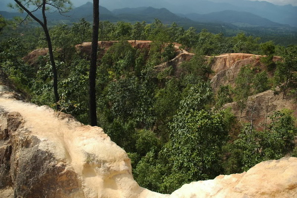 maehongson loop tour, chiang mai to maehongson loop tour, mae hong son tour packages, pai canyon