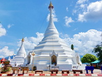 important temples in the north of thailand, Wat Phra That Doi Kong Mu