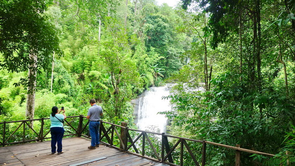 tour doi inthanon, tour doi inthanon national park, doi inthanon national park, doi inthanon