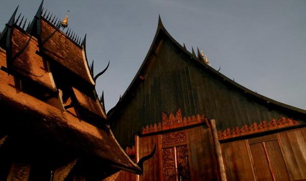 Black House Museum or Baan Dam Chiang Rai