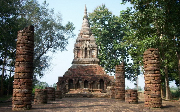 Amphoe Chiang Saen - Chiang Rai Golden Triangle