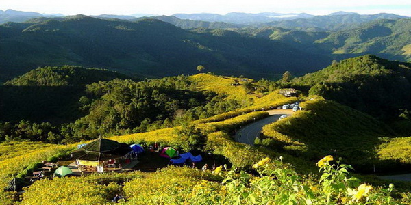 khun yuam, khun yuam attractions, khun yuam mae hong son