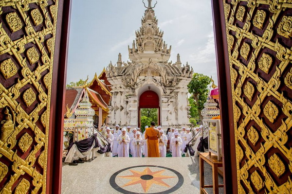 wat phra that cho hae, phra that cho hae, phra that cho hae temple, wat phra that cho hae in phrae, phra that cho hae temple in phrae, phra that cho hae in phrae, important temples in phrae, attractions in phrae