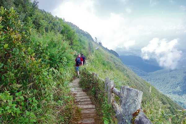 trekking at kew mae pan, trekking at kewmaepan, kew mae pan, kewmaepan nature trail