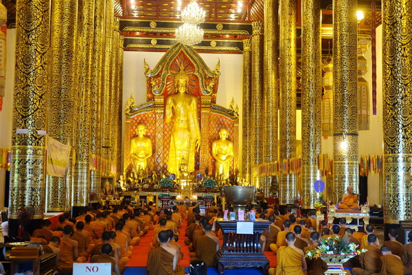chiang mai wonder package, chiang mai packages, chiang mai tour packages, doi suthep temple, wat chedi luang