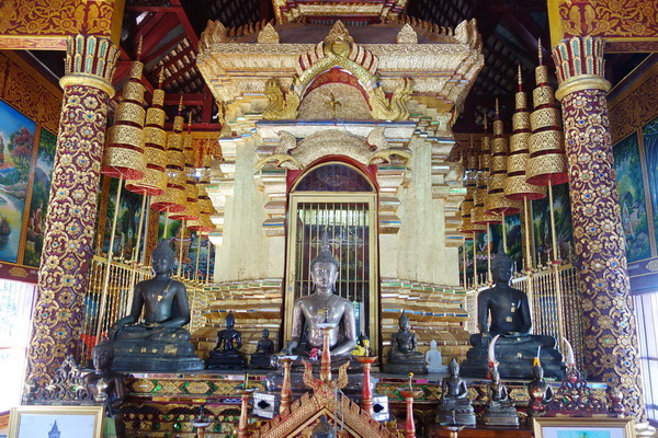 chiang mai wonder package, chiang mai packages, chiang mai tour packages, doi suthep temple, wat chiang man