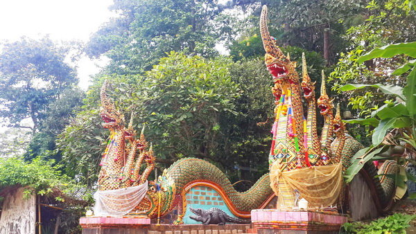 chiang mai wonder package, chiang mai packages, chiang mai tour packages, doi suthep temple