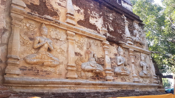 private tour chiang mai city and temple, private tour jed yod temple, private tour wat jed yod, attraction temples in chiang mai