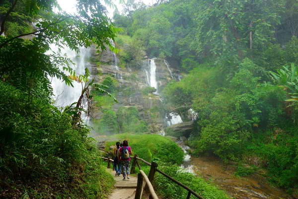 1 day chiang mai trek doi inthanon, chiang mai trek, trek doi inthanon, 1 day trek doi inthanon
