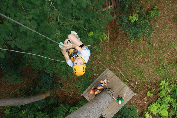 jungle flight chiang mai, jungle flight zip line, chiang mai zipline, chiang mai zip line