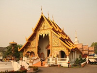 important temples in the north of thailand, Wat Phra Singh Worawihan