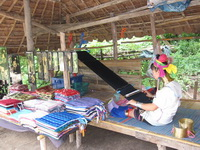 attractions in chiang mai, Eco-Agricultural Hill Tribes Village