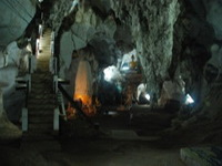 attractions in chiang mai, Muang On Cave