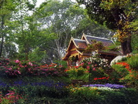 chiang mai attractions, Bhubing Palace