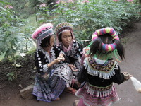 chiang mai attractions, Doi Pui Hmong Village