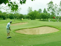 golf courses in chiang mai, Royal Chiang Mai Golf Resort