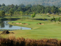 golf courses in chiang mai, Chiangmai Highlands Golf & Spa Resort