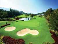 golf courses in chiang mai, Alpine Golf Resort Chiang Mai