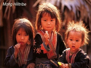 hill tribes of northern thailand, hmong