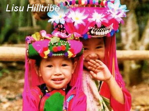 hill tribes of northern thailand, lisu