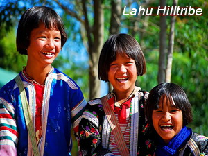 hill tribes of northern thailand, lahu