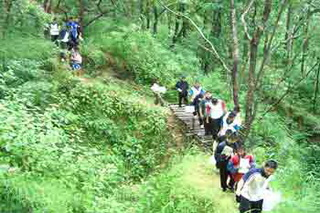 national parks in the north of thailand, Doi Khun Tan National Park