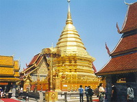 chiang mai packages, doi suthep temple