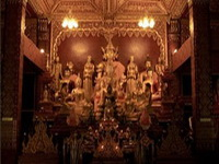 important temples in the north of thailand, Wat Ku Tao