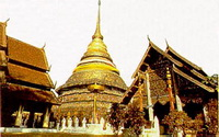 private tours chiang mai, lampang luang temple