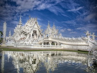 private tours chiang mai, white temple