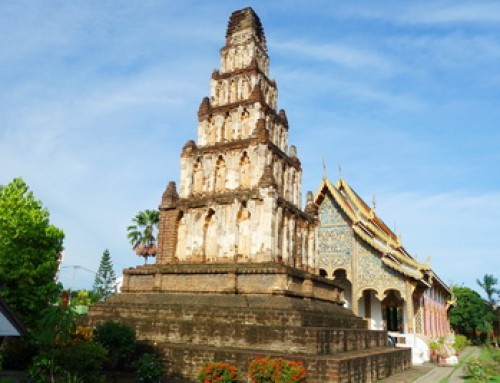 Jamdevi Temple or Ku Kut Temple