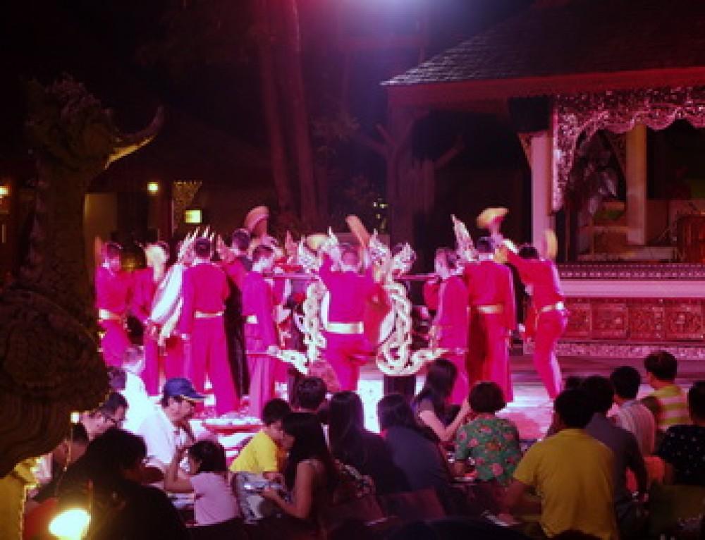 Chiang Mai Khantoke Dinner